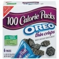 70421 Nabisco 100 Calorie Oreo Thin Crisps 6ct